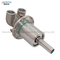 low torque High speed high pressure rotary joint hydraulic swivel joint for water Manufactures