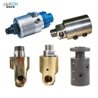 Buy cheap Flange connection Hydraulic Rotary Joint custom pneumatic rotary joint from wholesalers