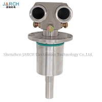 CH Series brass swivel joints rotating connector slip ring Manufactures
