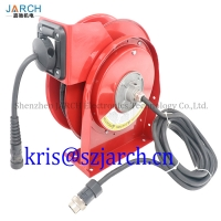 Buy cheap Teach Pendant Cable Reel Retractable Coil for KUKA Cable from wholesalers