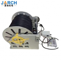 Buy cheap Automatic retractable electric cable reels systems for tethered drones UAV from wholesalers
