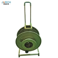 Factory Outlet Price Portable Military Tactical Fiber Optic Cable Reel Spool Drum Manufactures