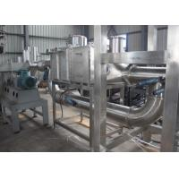 Full Closed Fluid Bed Equipment , Nitrogen Protection FBD Dryer For Powder / Granule Manufactures