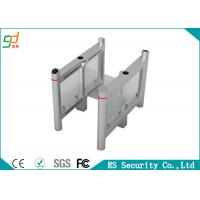 China Automated Fastlane Turnstiles , Turnstyle Gate 30-40 Persons Per Minute on sale