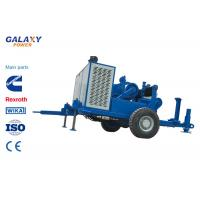 China Highly Performance Underground Cable Layinging Machine Hydraulic Puller on sale