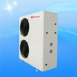 MD50D Meeting Heat Pump , EVI Air Source Heat Pump Hot Water 8kw - 40kw