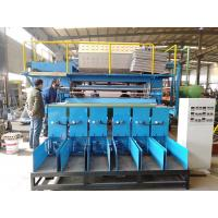 China large capacity Bagasse waste automatic paper pulp paper egg tray machine on sale
