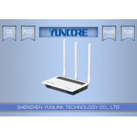 Smart WIFI 11n Wireless Router IEEE 802.11b/G/N With 3pcs External 5dBi Antenna Manufactures