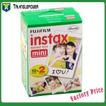 Universal Fujifilm Instax mini Instant Twin Pack White Film Manufactures