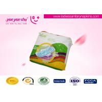 Menstrual Period Disposable Ultra Thin Sanitary Pads With Good Absorption Manufactures
