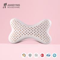 China High quality custom bone shape car seat pillow head rest neck pillow on sale