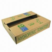 Cheap Agricultural Box, Made of High Strength Kraft Paper for sale