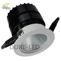 50W 7inch Elegant White COB LED Downlight Substitute 150w Halogen Downlight with Focused Light Manufactures