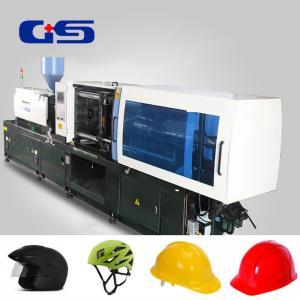 68~1008 Ton Big Plastic Injection Molding Machine Servo Motor Type Energy Saving For Helmet Manufactures