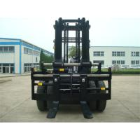3m Lifting Height 10 Ton Forklift , Container Spec Forklift  For Loading / Unloading Manufactures