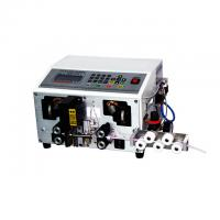 Automatic Wire Cutting Stripping And Crimping Machine Multi - Functional Manufactures