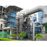China High Collection Efficiency Coal Ash Cyclone Dust Collector Equipment For Boiler apply to Cement kiln / Waste incinerator on sale