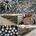 Acopladores rosqueados paralela do Rebar do sólido, barras de reforço de aço concretas das talas mecânicas