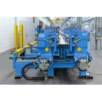 Automatic PPGI GI Perforated Cable Ladder Tray Manufacturing Machine With Cr12 Steel