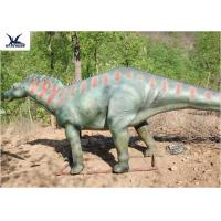 Customizable Realistic Dinosaur Statues For Water Park / Science Center / Museum Exhibits Manufactures