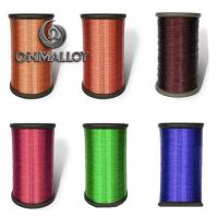 Polyethylene Insulated Enameled Nichrome Wire Ni80Cr20 Ni30Cr20 Ni60Cr15 Manufactures