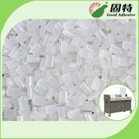 Milky White Granule Bookbinding Hot Melt Glue Adhesive , EVA And Viscosity Resin Spine Glue Manufactures