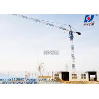 Cheap TC5011 5 Tons Building Construction Tower Crane QTZ63 Safety Equipment for sale