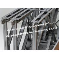 Manganese Bailey Bridge Panel High Strength Widely Application In Engineering Projects Rental Manufactures