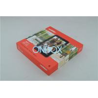Printing Paper Luxury Packaging Boxes Electronic Devices Set Full Color Manufactures