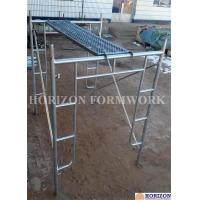 Open End Frame Scaffolding System of Height 1930mm with Steel Stairs Manufactures