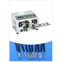 Automatic Type Wire Cutting And Stripping Machine 0.1-9999MM Cut Length 220V/110V Manufactures