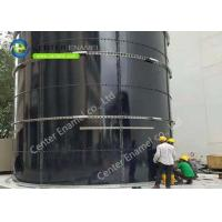 Glass Fused To Steel Drinking Water Storage Tanks For Liquid Storage Manufactures