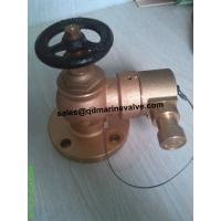 BRONZE FIRE HYDRANT VALVE C/W INSTANTANEOUS COUPLING Manufactures