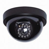 Varifocal Dome Camera with 420TVL Horizontal Resolution, Up to 50ft IR Distance and PAL/NTSC System Manufactures