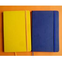 Customized A4/A5/A6 size PU leather notebook Manufactures
