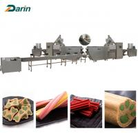 Long performance Dog Food Extruder 100-150kg per hour Capacity Manufactures