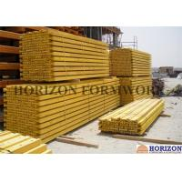 Light Weight  H20 Timber Beam Spruce Wood Waterproof Painted Multi Applications Manufactures
