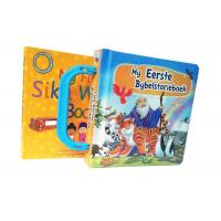 High Performance Custom Board Book Printing For Literature Book Category Manufactures