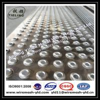 Treadgrip perforated metal for walkway Manufactures