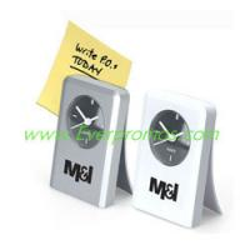 Memo Clock Manufactures