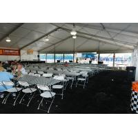 Professional Outdoor Event Tent , Backyard Event Tents As Hotel / Restaurant Manufactures