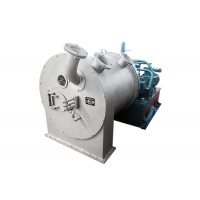 Continuous Automatic 2 Stage Pusher Centrifuge For Industrial Sea Salt Production Manufactures