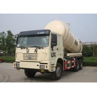 16CBM Collecting Sewage Sludge Vacuum Pump Septic Tank Cleaning Truck LHD 6X4 Manufactures