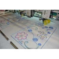 High Speed taping Computerised Embroidery Machine for Ribbon Embroidering Manufactures