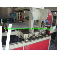 China PVC Plastic Board Production Line / Making Machine , Thickness 5mm - 30mm on sale
