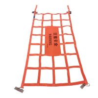 Buckled Truck / Jeep / Car Cargo Net , Polyester Luggage Cargo Net Any Color Manufactures