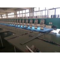 9 needles 24 heads high speed embroidery machine for lady dress Manufactures