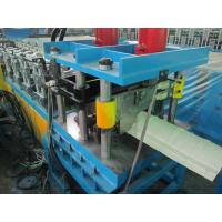 Cheap 70MM Solid Steel Ridge Cap Roll Forming Machine 508 MM Coil Inner Diameter for sale
