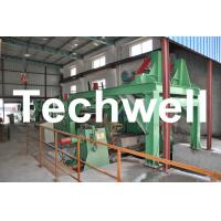Uncoiler Leveling Cut To Length Line, 2 - 8mm Steel Coil Cut To Length Line Manufactures