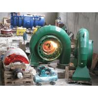 Cheap Small Hydro Power  Francis water Turbine with 40 meter head installed  in mountain for sale